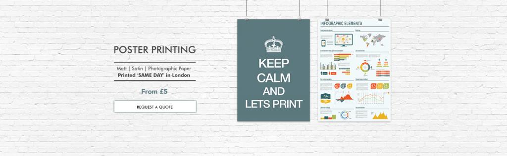 Printers in London