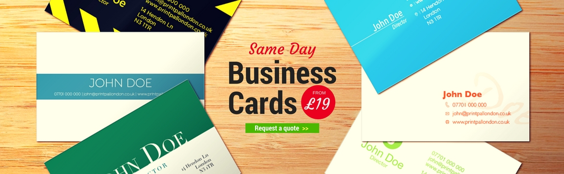 Business Cards Printing London Business Card Printers