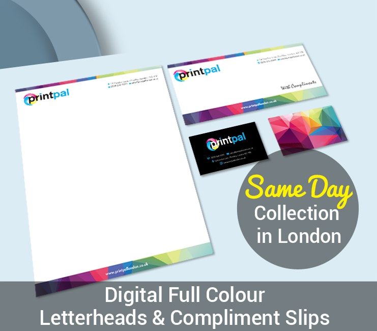 Premium business stationery printing in london express business stationery printing reheart Gallery