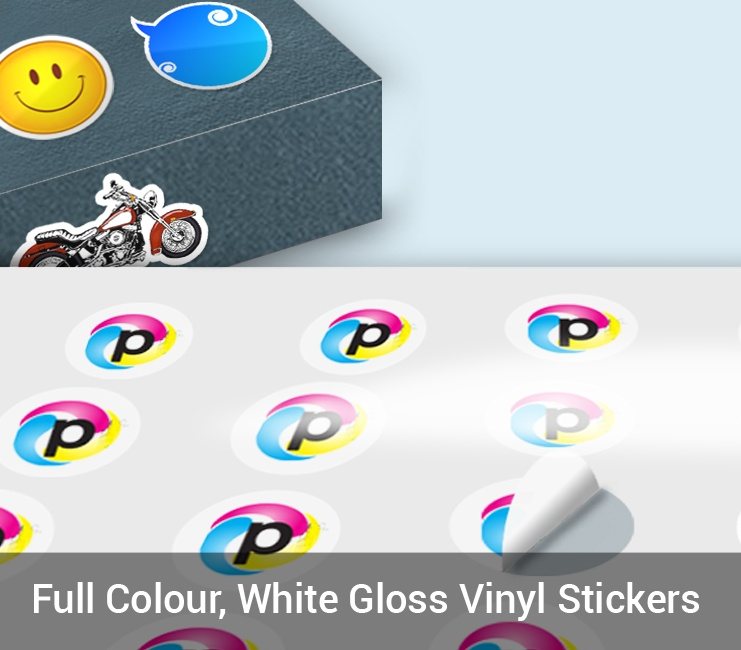 Fast, Same Day, Sticker Printing in London