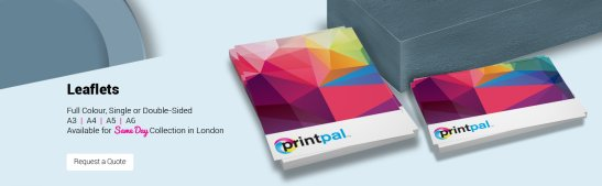 leaflet-printing-london