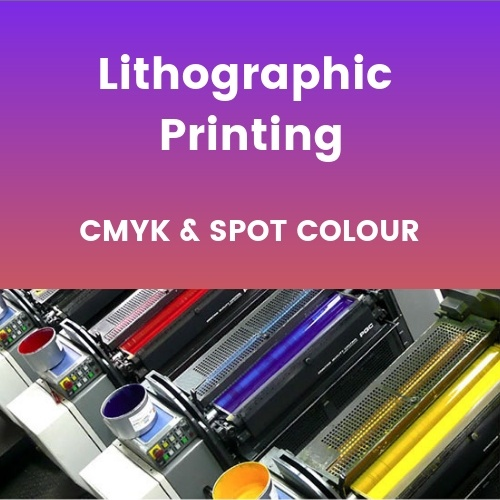 litho printing london