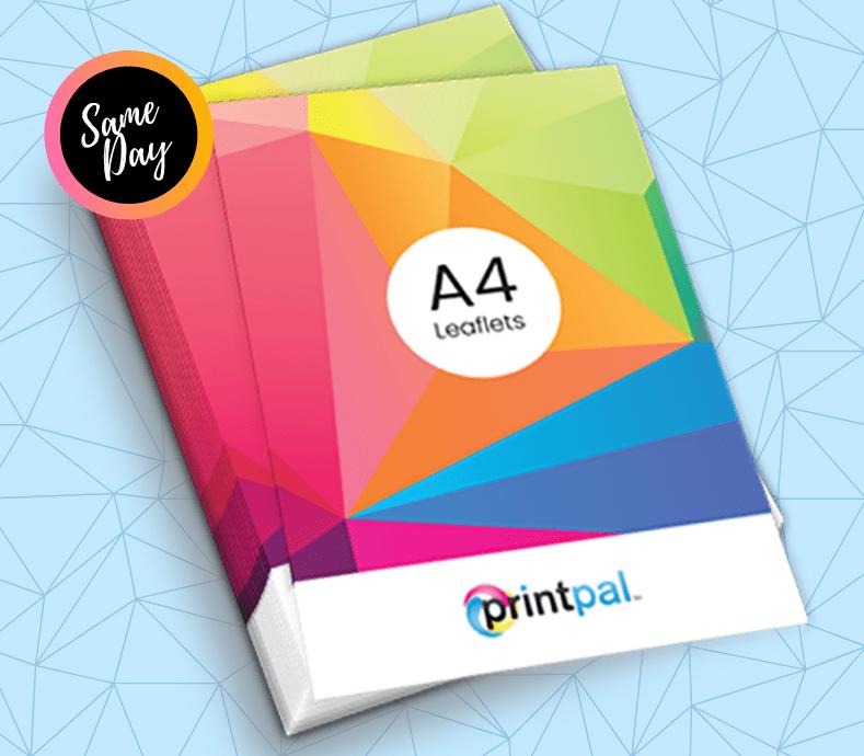 a4 flyer printing london