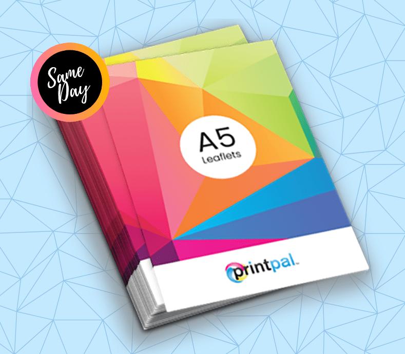 a5 flyer printing london