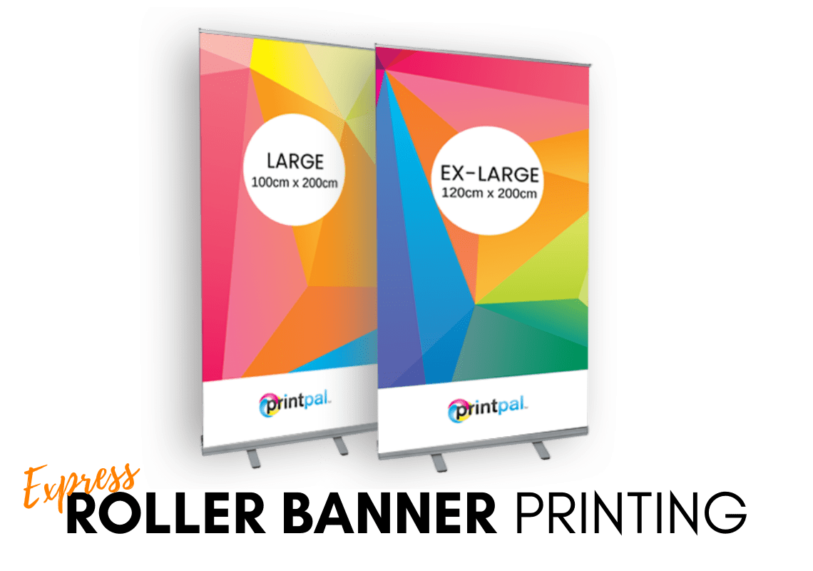 roller banners london